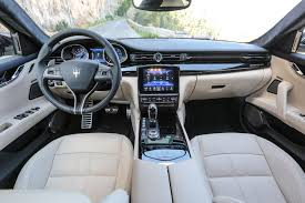 maserati quattroporte saloon review 2016 parkers