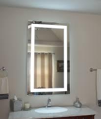 Lighted Bathroom Medicine Cabinets by Lighted Vanity Mirror