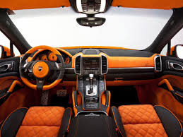porsche suv interior 2017 all black porsche panamera s with orange u0026 black interior rides