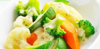 vapeur cuisine légumes vapeur en sauce blanche facile et pas cher recette sur