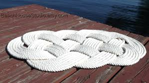 Nautical Bath Rug Sets Nautical Bath Rug Sets Stripe Mat Rope No2uaw