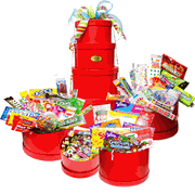 best christmas candy gift boxes u0026 baskets candy crate buy