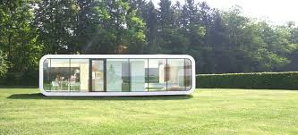 modular unit contemporary mobile home design tribute to peaceful living