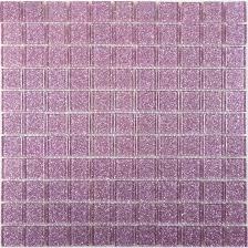 Pink Tile 1 U0027 U0027 X 1 U0027 U0027 Pink Glass Square Tile Glossy Blgd501