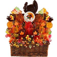 thanksgiving lollipops bouquet autumn gift ideas fall theme