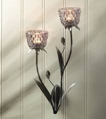 Silver Wall Sconce Candle Holder 54 Best Candle Holders U0026 Candles Images On Pinterest Candle
