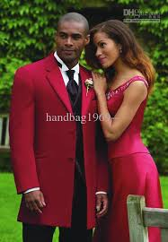 cute if you did red dresses and red under tuxes you just gotta