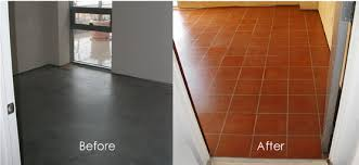 floors faux painted pavers dino fauci paint color