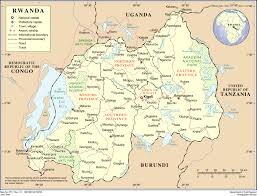 Map Of Rwanda Rwanda 10 Truly Amazing Places You Must Visit