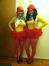 Sluttiest Halloween Costumes Tweedle Dee Tweedle Dum Omg Andrea Alice