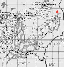 Healy Alaska Map by Murdock Basin Atv Trails U2013 Uinta Mountains The Trek Planner