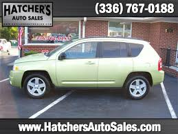 jeep compass sport 2010 2010 jeep compass sport fwd for sale in winston salem