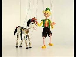 string puppet puppet on a string