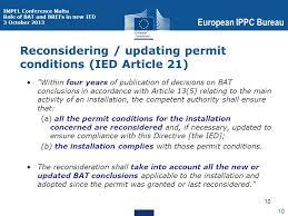 European Ippc Bureau European Commission Basement Without Permit Basement Waterproofing