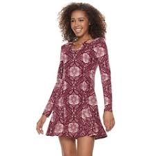 juniors casual dresses clothing kohl u0027s