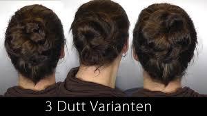 Hochsteckfrisurenen Lange Haare Dutt by 3 Dutt Varianten Auch Für Langes Haar Meine Bad Hair Day