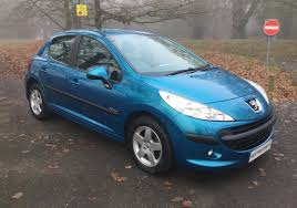peugeot 207 1 4 verve 5dr 2009 75bhp manual mote park vehicles