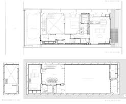 triplex house plans triplex house in nakano by level architects housevariety