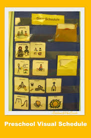 Preschool Classroom Floor Plans Best 25 Visual Schedule Preschool Ideas On Pinterest Picture