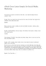 sample marketing cover letter example marketing cover letter