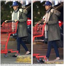 meghan markle toronto meghan markle stocked up on groceries at her local supermarket in