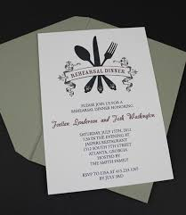 dinner invitation invitation template casual rehearsal dinner print