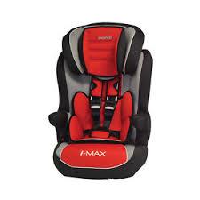 siege auto groupe 1 2 3 nania siège auto groupe 1 2 3 9 36 kg i max sp isofix luxe agora carmin