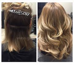 salons that do hair extensions 10 12 inch hotheads hair extensions by suite 113 salon plaza