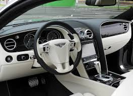 bentley interior 2016 bentley continental gt carsinamerica