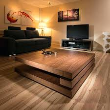 Trendy Laminate Flooring Coffee Tables Beautiful Elegant Gray Rectangle Industrial