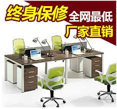 High End Computer Desk Bit Burst Models Desk Clerk Computer Desk Staff Tables Combination