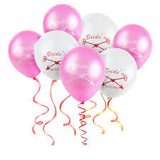wedding balloons hot 50pcs team balloons s bitches 10 inch pink