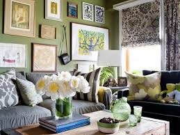 Living Room Ideas Decorating  Decor HGTV - Family room wall decor ideas