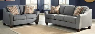 Ashley Sofas Living Room Peeling Leather Couch Blended Furniture Durablend