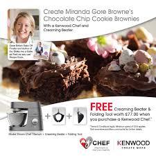 chocolate chip cookie dough brownies by miranda gore browne