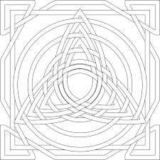 design coloring pages celtic designs coloring pages bestofcoloring com