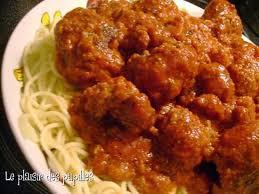 cuisiner des boulettes de viande recette de spaghettis aux boulettes de viande