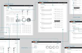 23 beautiful wireframe sketches for web designers website design