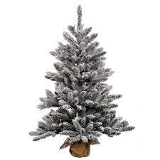 interior design home 9 foot flocked utica fir christmas tree
