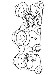 pictures snowmen color kids coloring