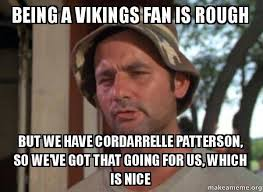 Vikings Meme - the daily norseman a minnesota vikings blog on twitter from