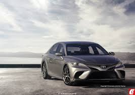 future toyota future cars 2018 toyota camry looks u2026desirable
