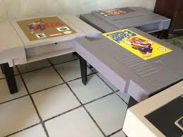 table video game coffee table dubsquad