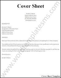 download cover sheet resume haadyaooverbayresort com