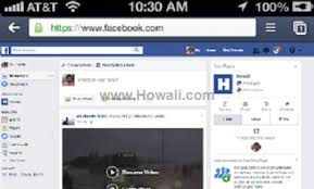 facebook login full desktop version how to open facebook fb full site desktop version on iphone android