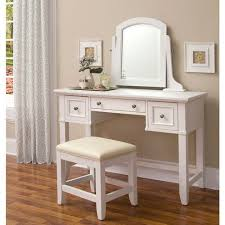 ikea vanity table with mirror and bench amazon com vanity table set mirror stool bedroom furniture inside