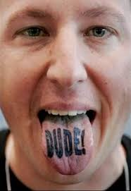 oral health risks of tongue tattoos news dentagama