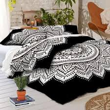 mandala duvet covers u0026 bedding sets bohemian mandala duvet covers