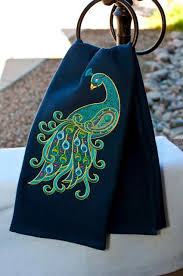 Machine Embroidery Designs For Kitchen Towels by Machine Embroidery Design Beautiful Peacock дизайн Pinterest
