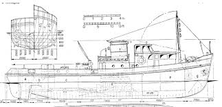 Model Ship Plans Free Download by Tugboat Plans Aerofred Download Free Model Airplane Plans